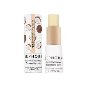 🍁5/$25 SEPHORA COLLECTION Coconut Clean Lip Balm & Scrub